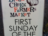 What will you find at the Market Tomorrow?