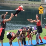 Sands Family Circus at the Market thisSunday!
