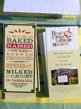 Bream Creek Farmers Market – this Sunday 7July