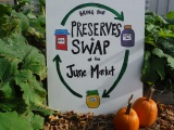 Preserve Swap at the Market on Sunday 1 June