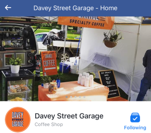 Davey Street Garage - Home